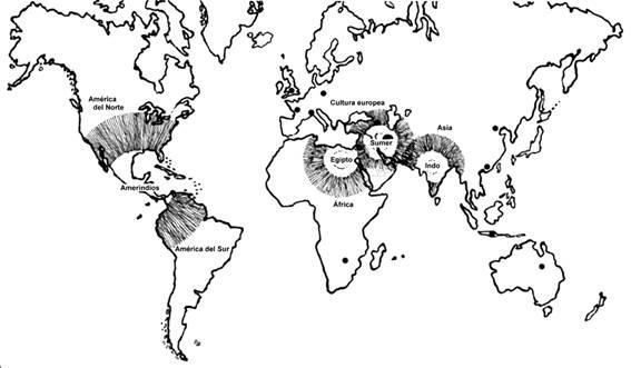 Resultado de imagem para origen de las naciones