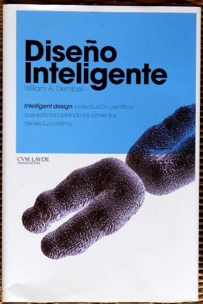 Cubierta del libro de Dembski, Diseño Inteligente