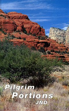 Cover of book Pilgrim Portions